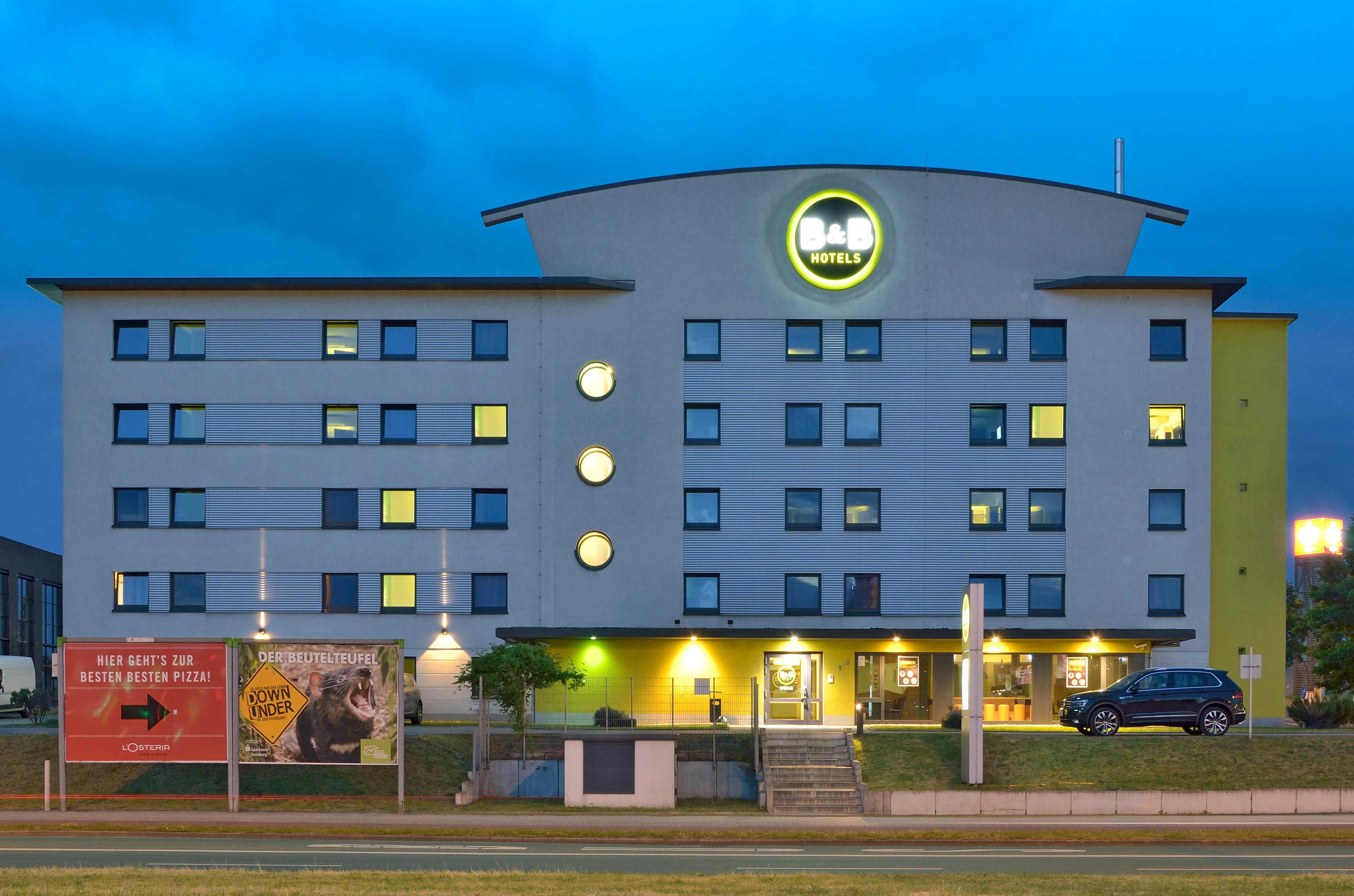 B&B Hotel Oberhausen am Centro, Brammenring 119 in Oberhausen