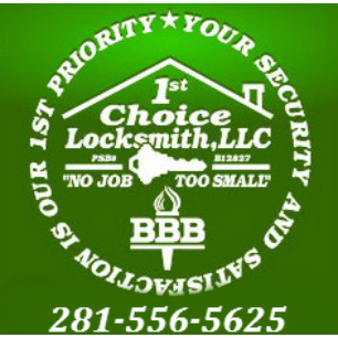 1st Choice Locksmith - Houston, TX - Locks & Locksmiths