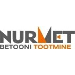 Nurmet OÜ Betoon Service logo