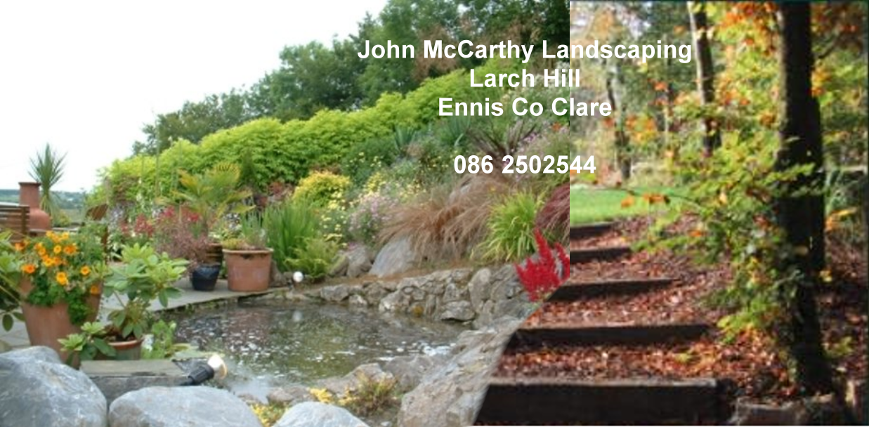 John McCarthy Landscaping Ltd.