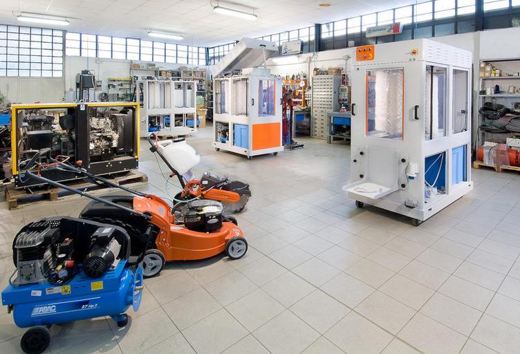Elettromeccanica Ceccaroli Produzione Commercio
