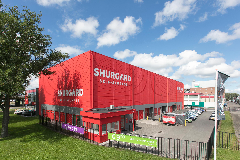 Shurgard Self Storage Rotterdam Spaanse Polder Schuttevaerweg