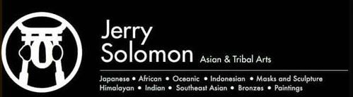 Jerry Solomon Asian & Tribal Arts image 0