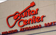 Guitar Center Rockville