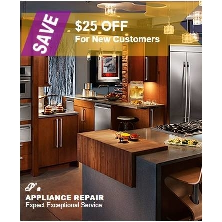 P's Appliance Repair & Heating/Cooling image 0