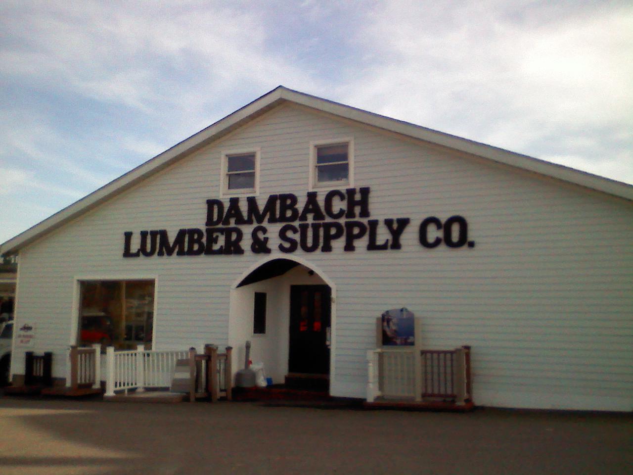 Dambach Lumber & Supply Co.