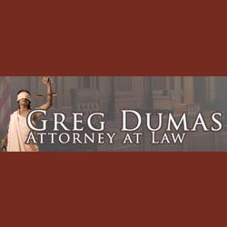 Greg Dumas Attorney At Law