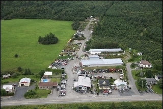 Centre du Pick Up de Beauce Enr à Vallée-Jonction