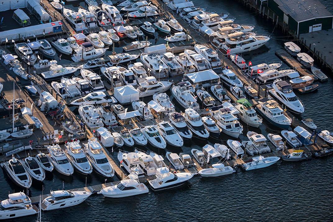 Newport International Boat Show image 1