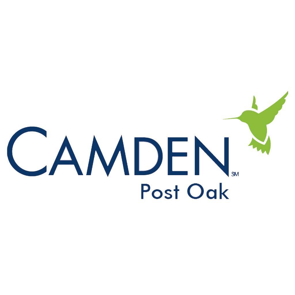 Camden Post Oak Apartments 1200 Post Oak Blvd Houston, TX