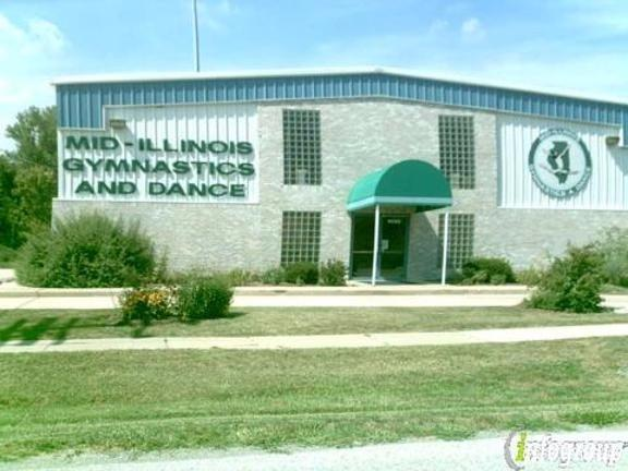 Mid-Illinois Gymnastics and Dance Inc. image 0