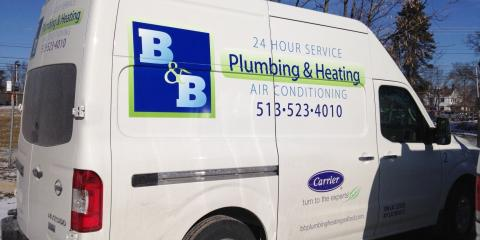 B&B Plumbing and Heating image 0