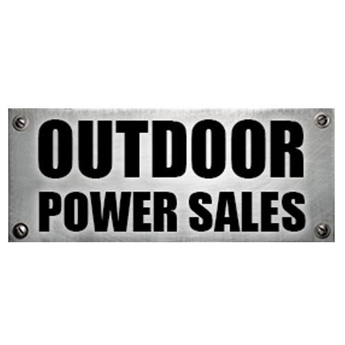 Outdoor Power Sales