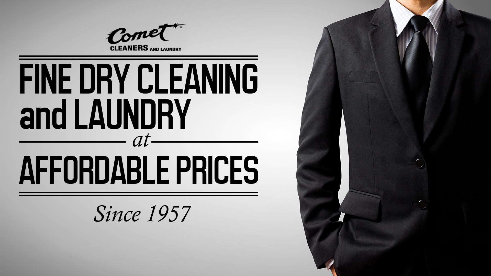 Comet Cleaners and Laundry San Antonio image 0