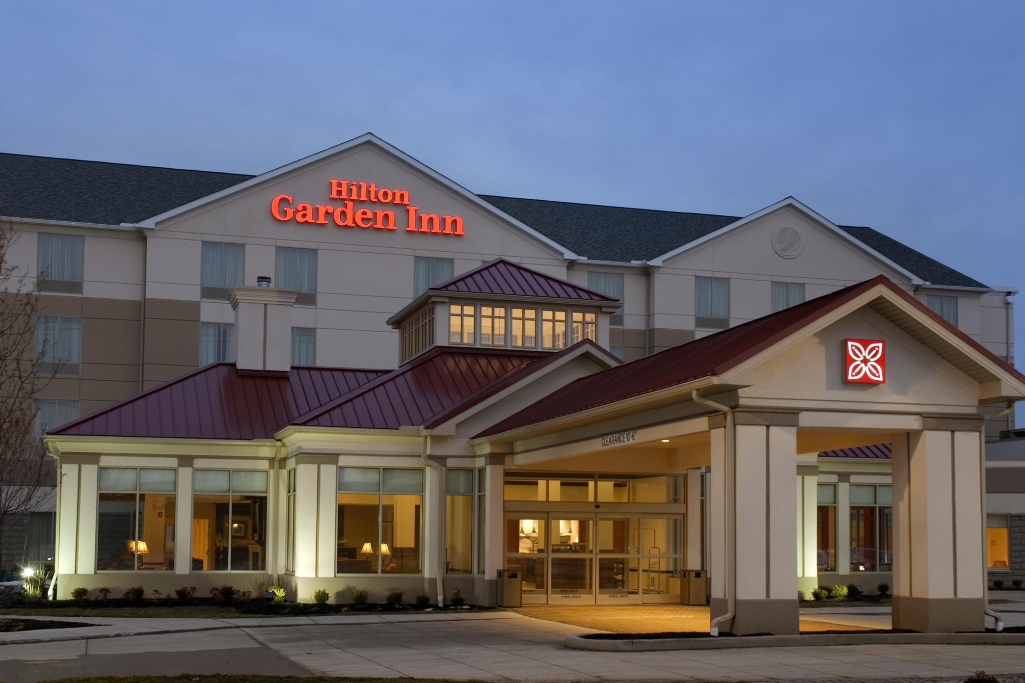 Hilton Garden Inn Cleveland East Mayfield Village 700 Beta Drive