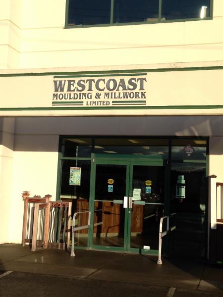 Westcoast Moulding & Millwork Ltd
