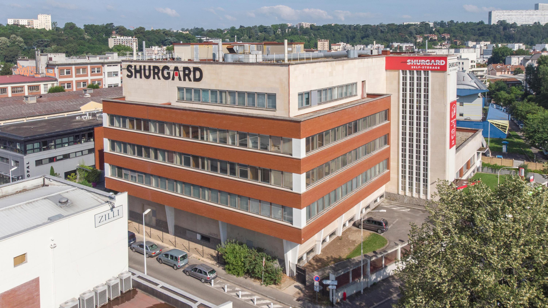 Shurgard Self-Storage Lyon Vaise