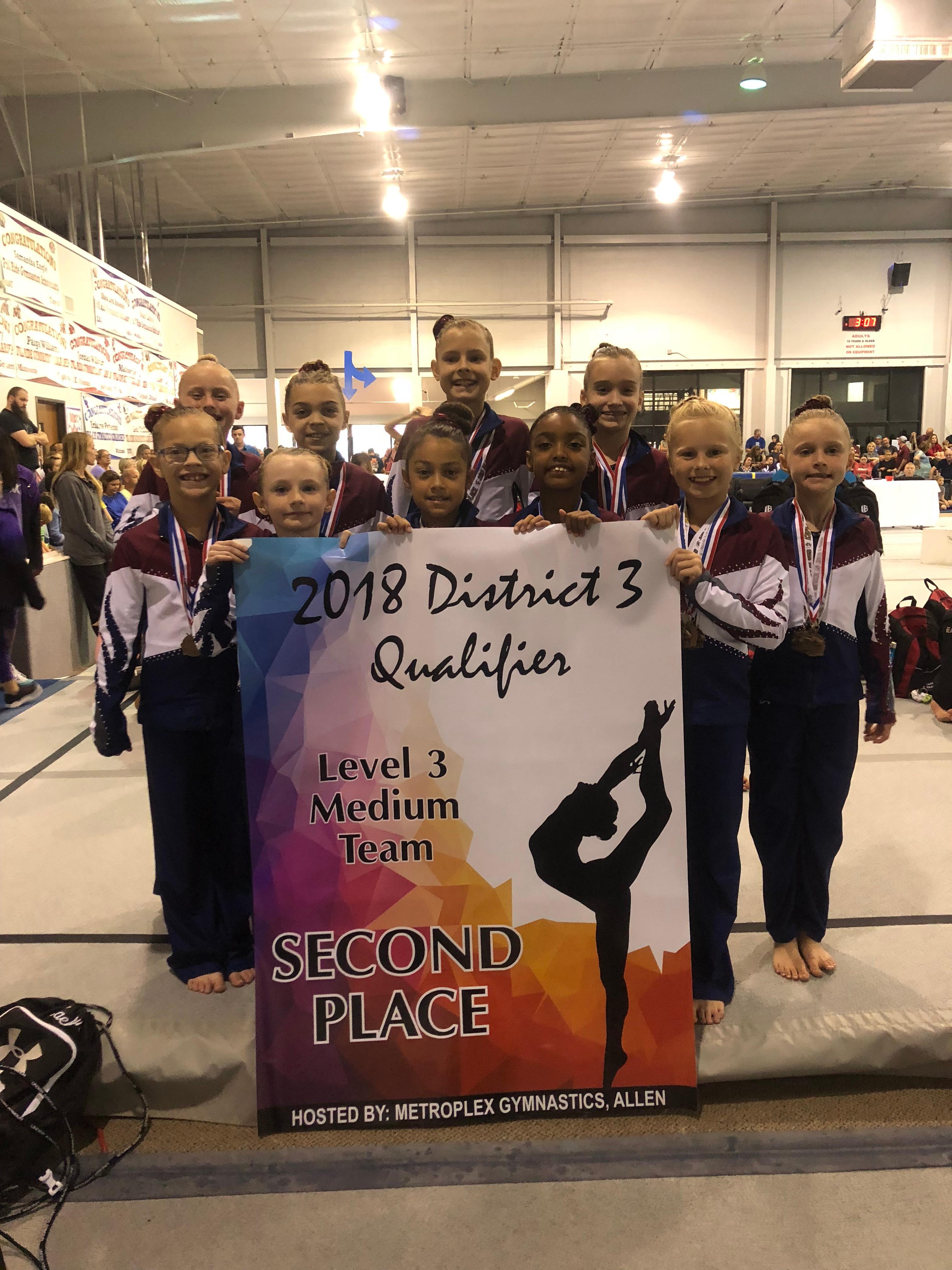 Texas East Gymnastics image 4
