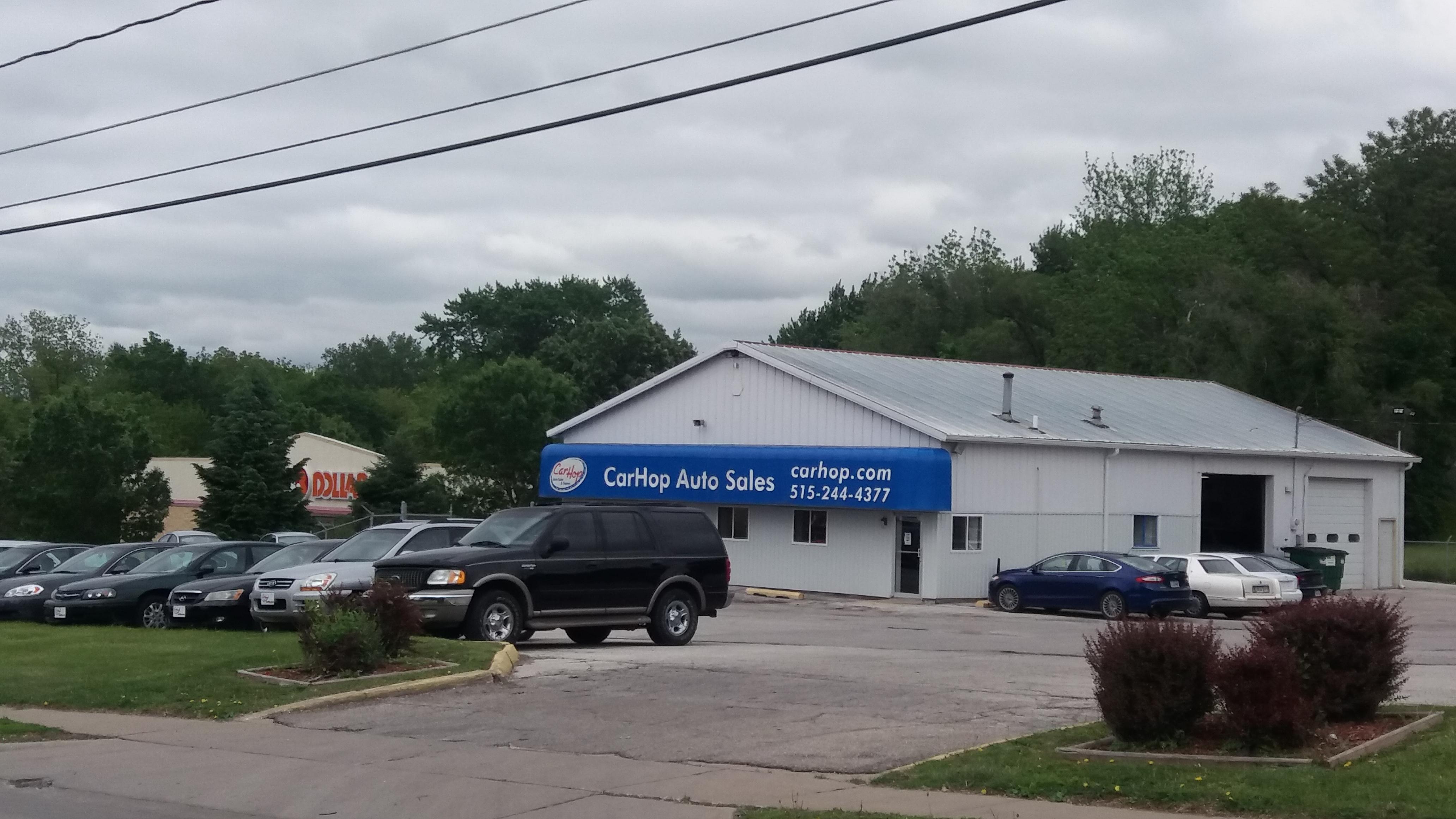 CarHop Auto Sales & Finance Car Dealer Des Moines IA