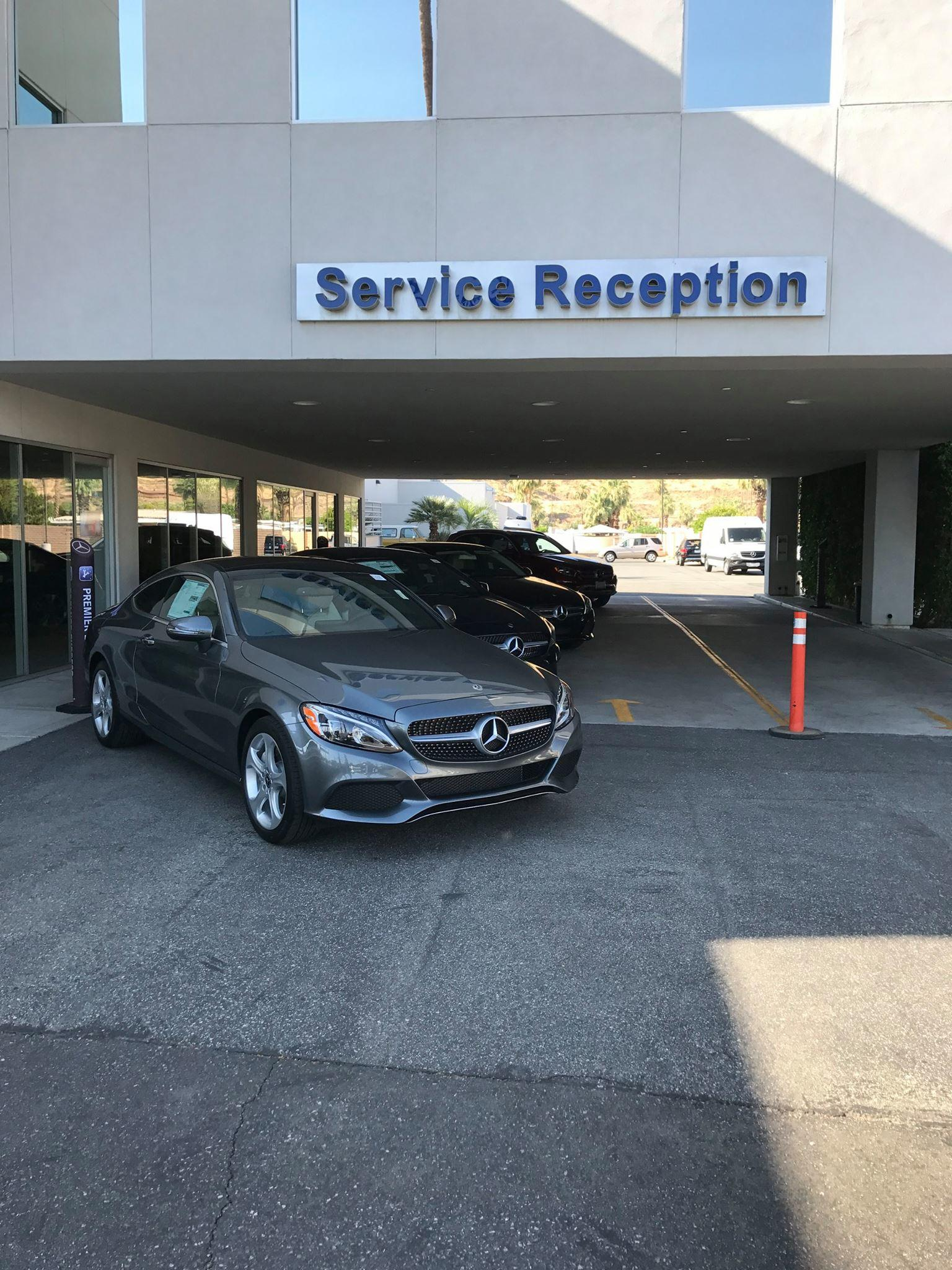 Mercedes-Benz of Palm Springs image 6