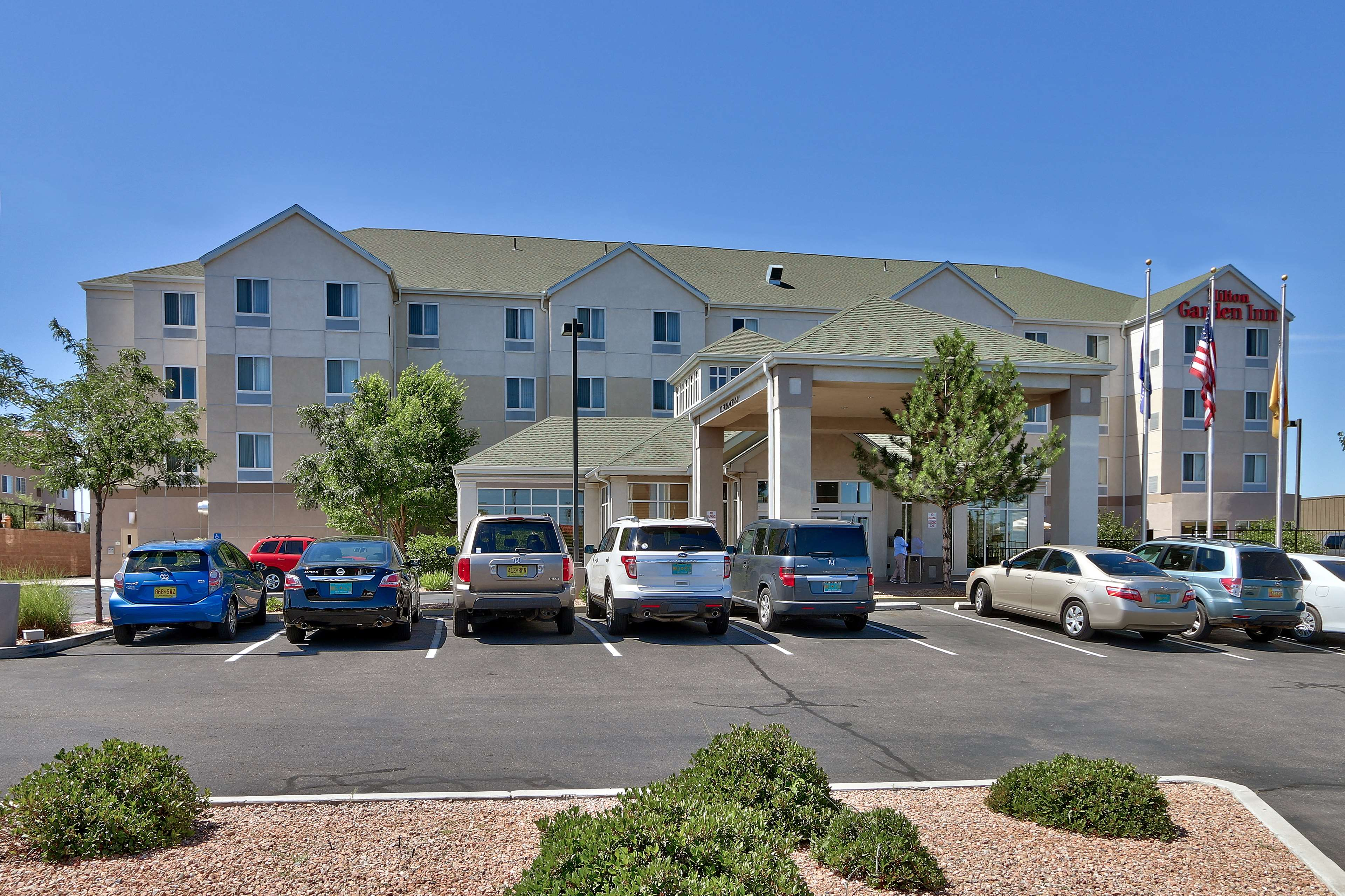 Hilton Garden Inn Albuquerque/Journal Center image 1