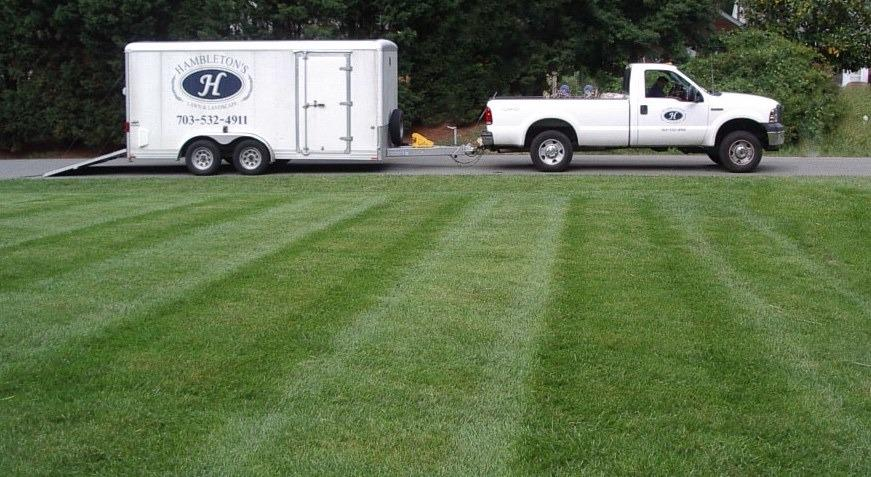 Hambleton Lawn & Landscape | Lawn Care & Mowing