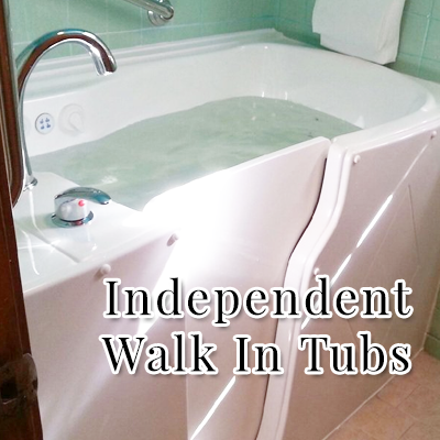 Independent Walk-In Tubs