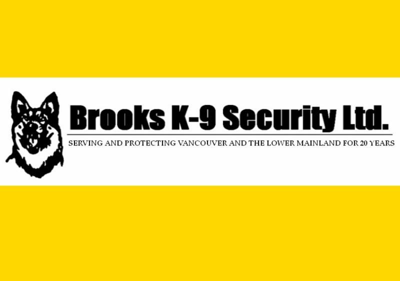 Brooks K-9 Security Ltd in Surrey