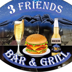3 Friends Bar & Grill image 0