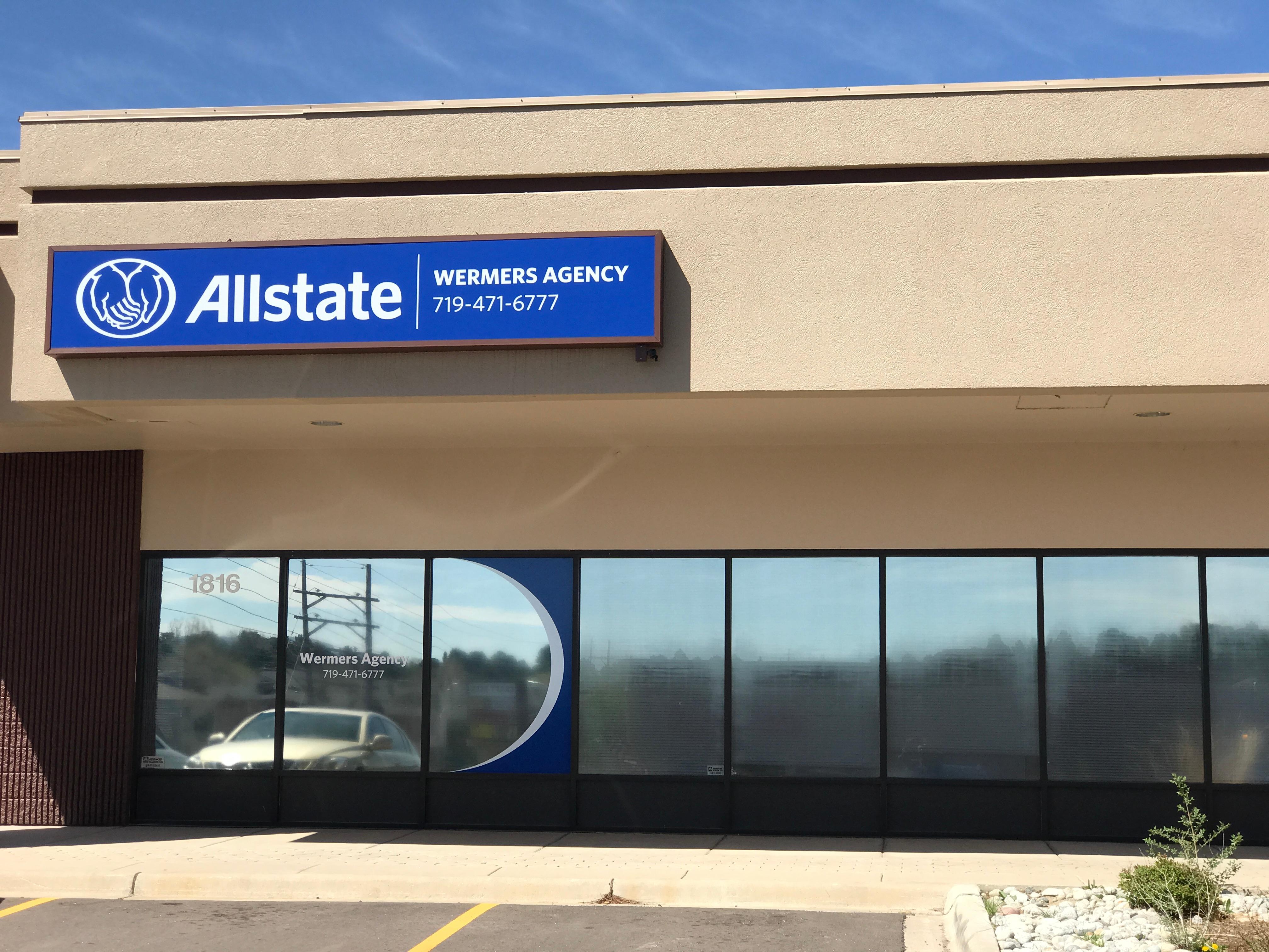Wermers Agency Inc: Allstate Insurance