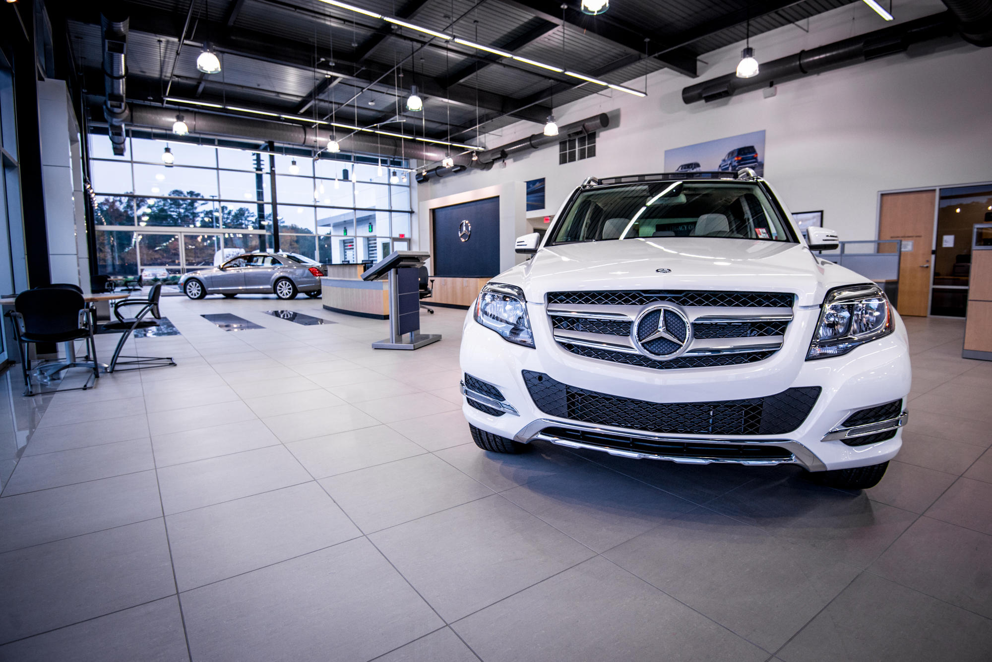 Mercedes-Benz of Durham image 2