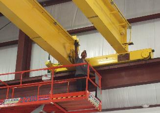 Valley Industrial Crane image 6