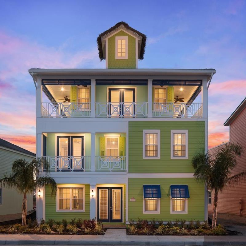Margaritaville Cottages Orlando