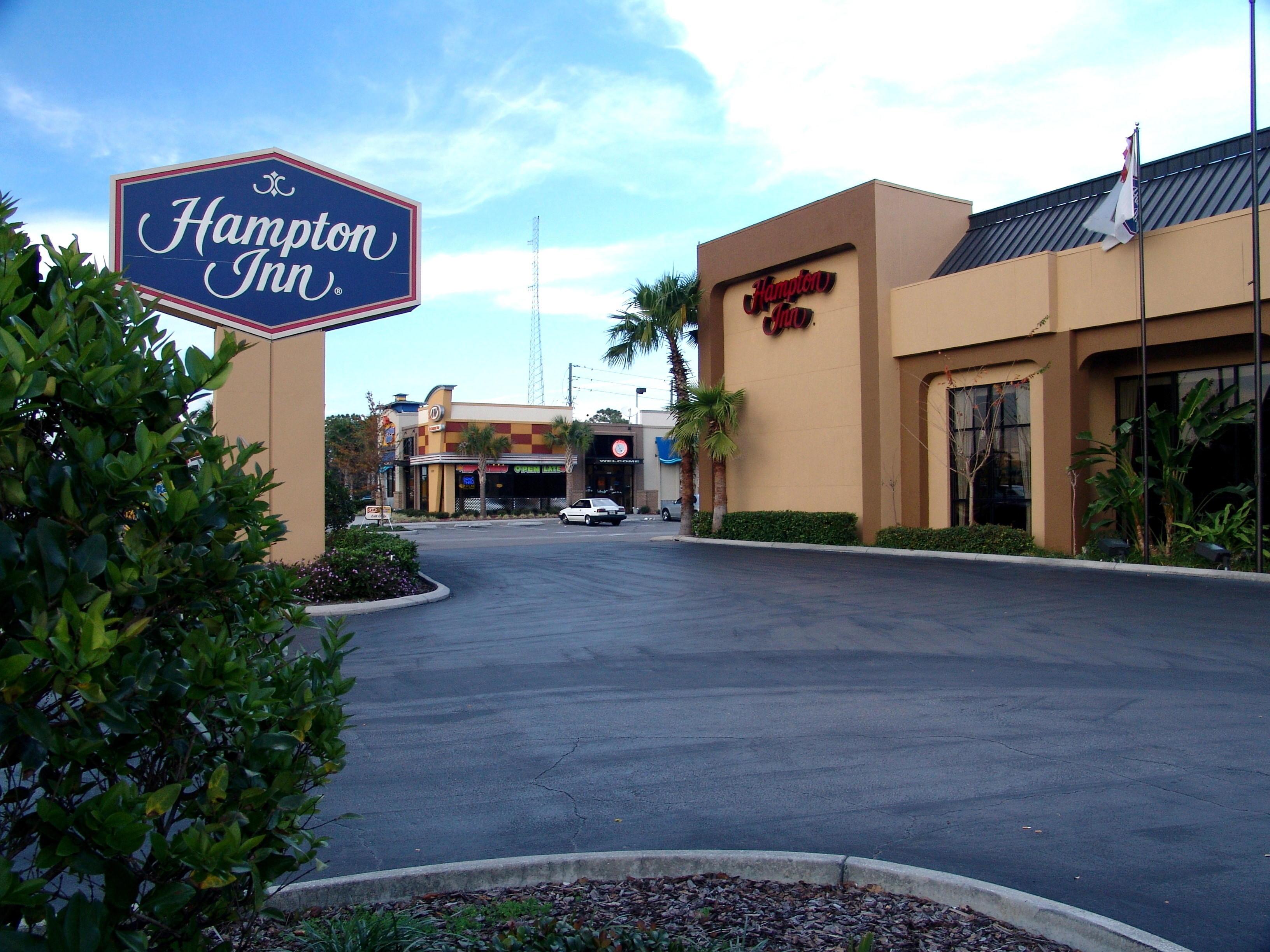 Hampton Inn Orlando-Florida Mall - Closed