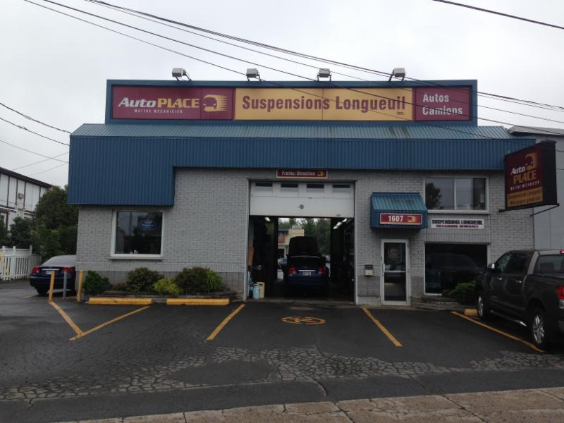 Suspension Longueuil-AUTOPLACE in Longueuil