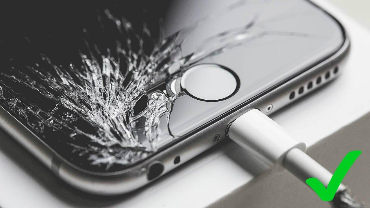 First Aid Phone Repair image 3