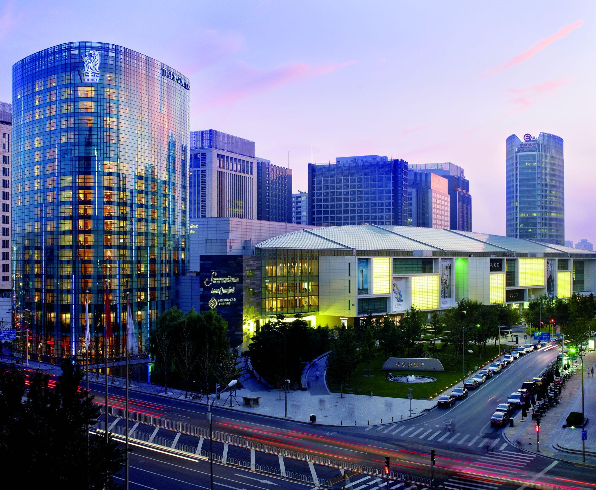 The Ritz-Carlton Beijing, Financial Street