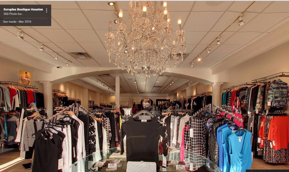 Scruples Boutique - Houston, TX