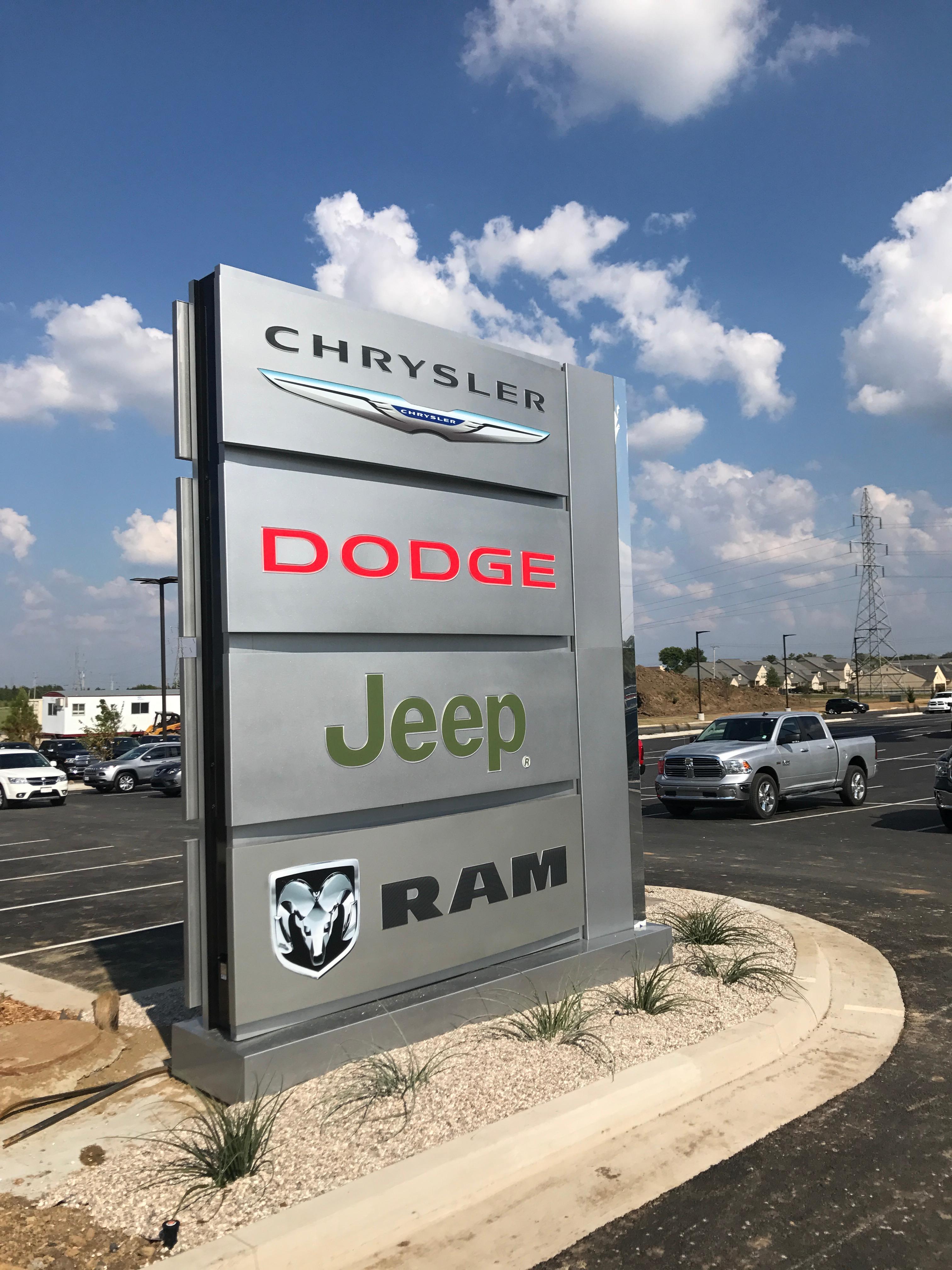 Jim Glover Dodge Chrysler Jeep Ram Fiat 10505 N Owasso Expressway