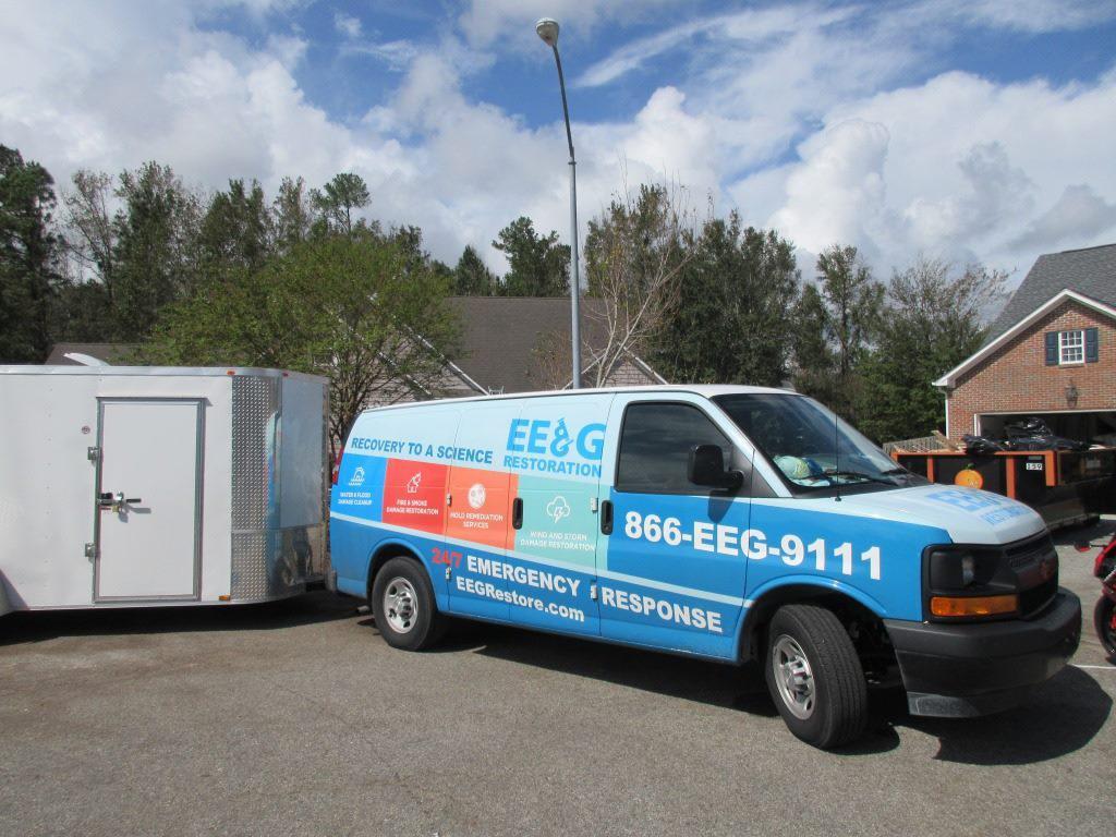 EE&G Restoration Atlanta, Water Damage Restoration, Fire Damage, Mold Remediation and Removal image 24