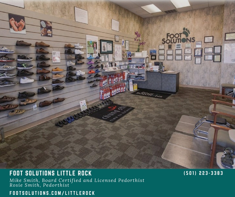 Foot Solutions Little Rock image 3