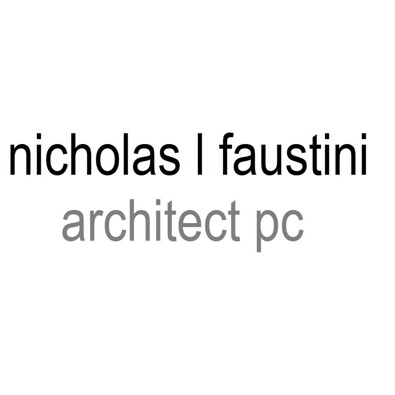Nicholas L. Faustini Architect PC
