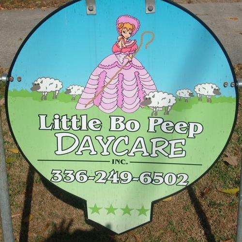 Little Bo Peep Daycare LLC