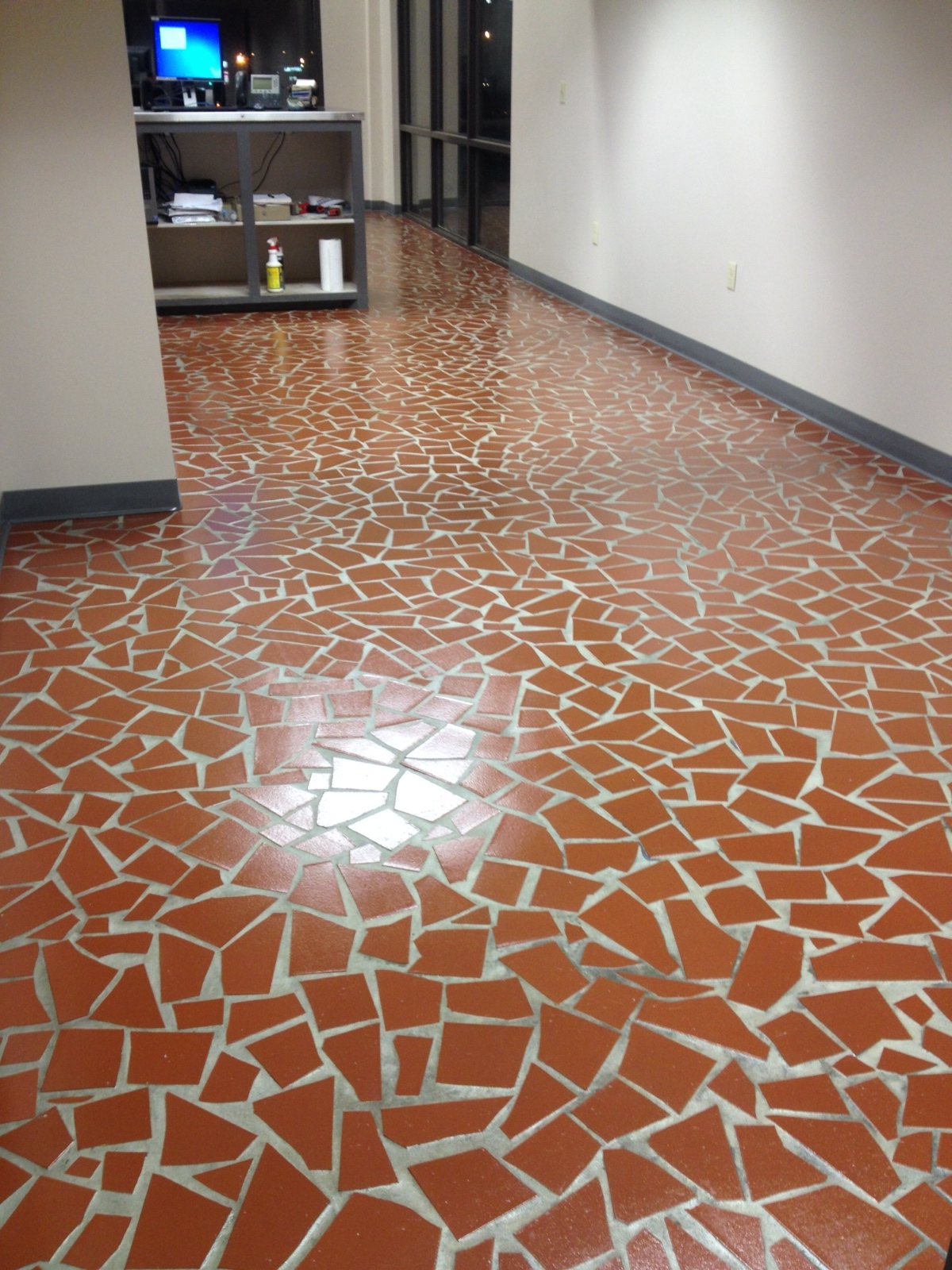 Ceramic Tile Clean & Seal