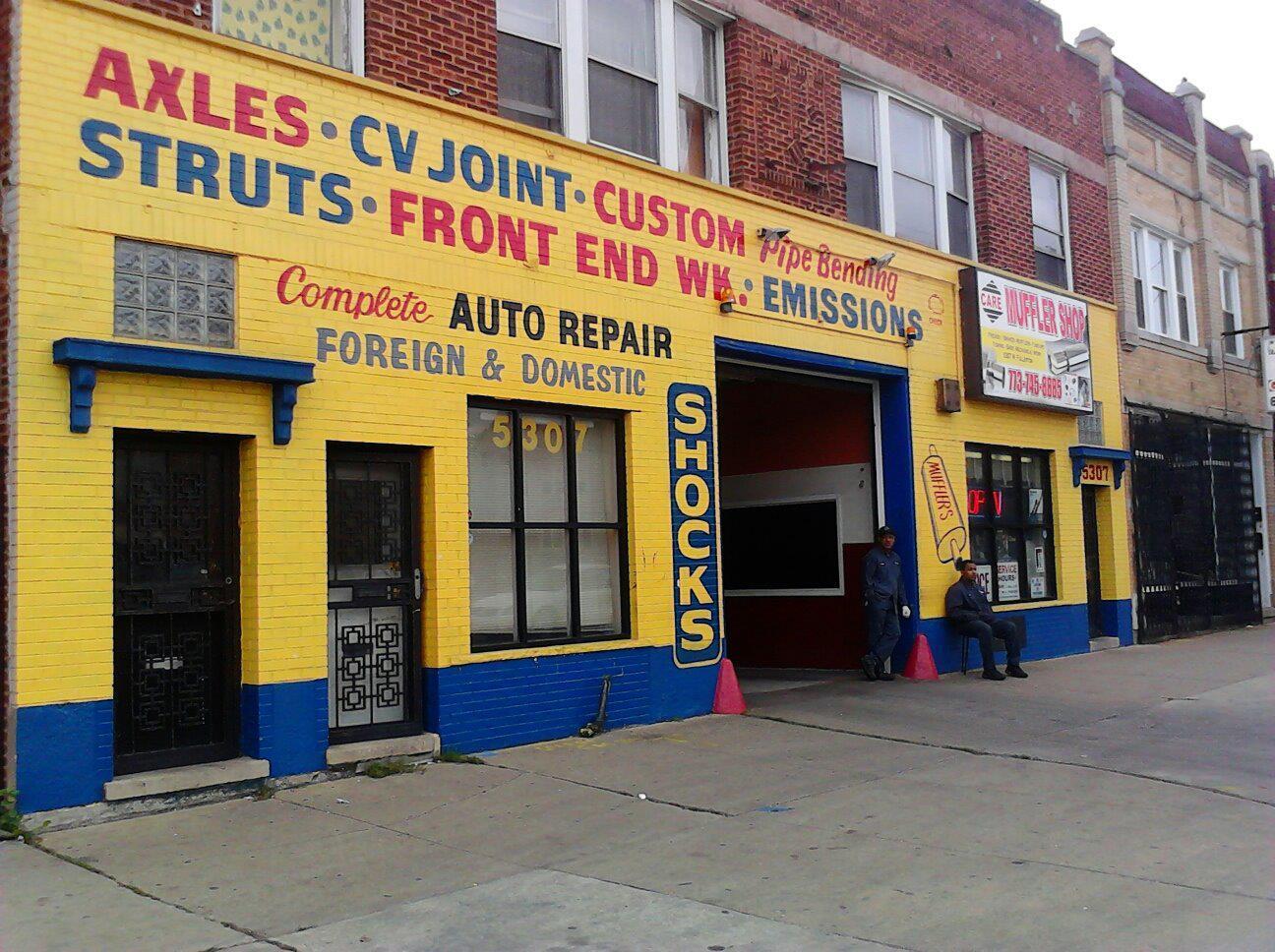 Care Muffler Shop