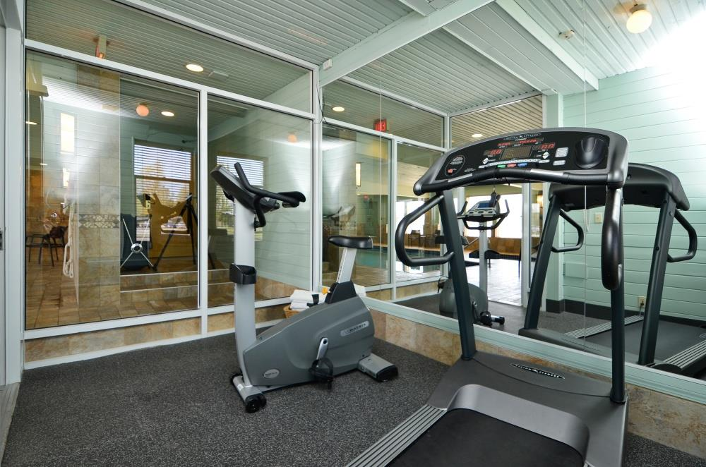 Best Western Plus Langley Inn in Langley: Fitness Center
