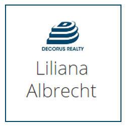 Liliana Albrecht Decorus Realty
