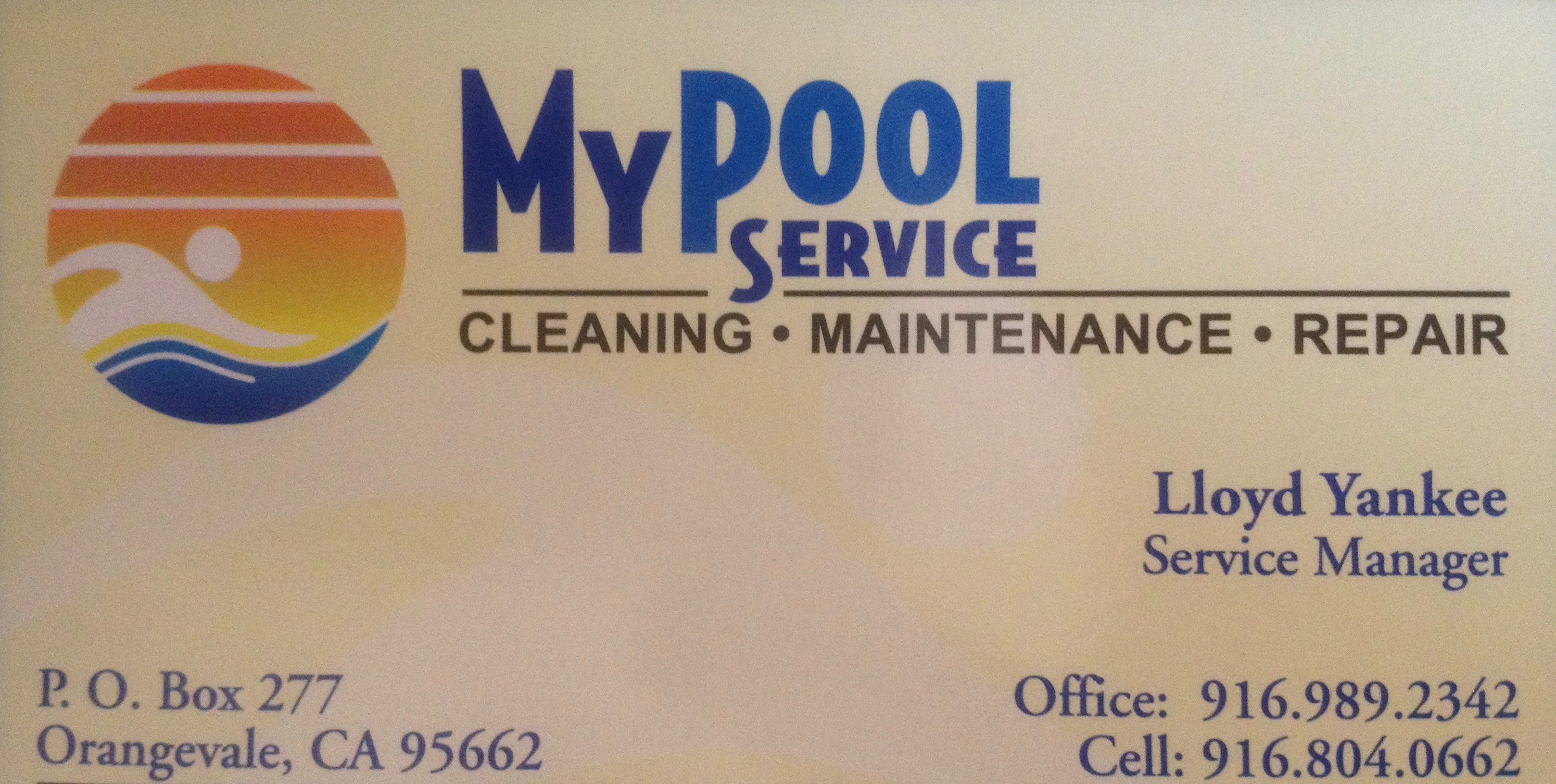 My Pool Service image 1