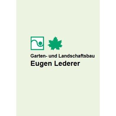 Logo von Eugen Lederer Inh. Matthias Lederer Gartengestaltung