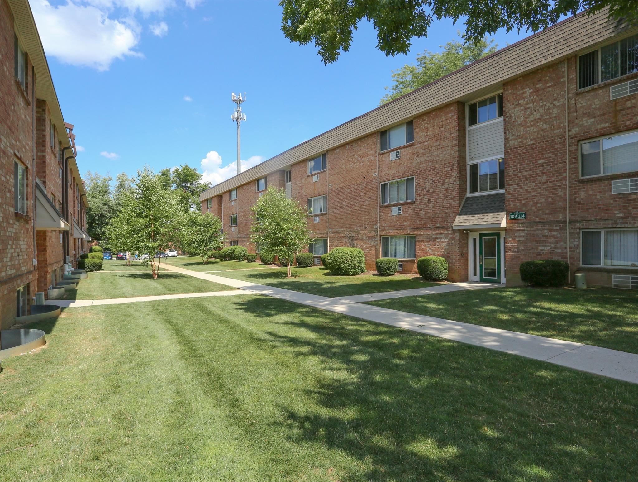 Mill Creek Village Apartments Penndel Pa